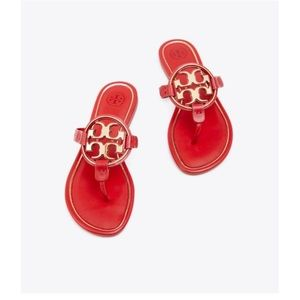 *final price Tory Burch miller sandals